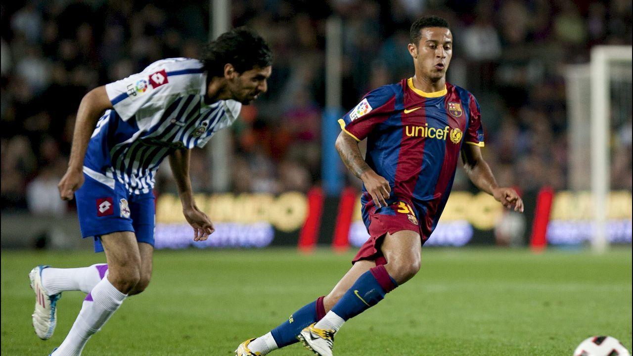 Lassad tras anotar un golazo al Sevilla