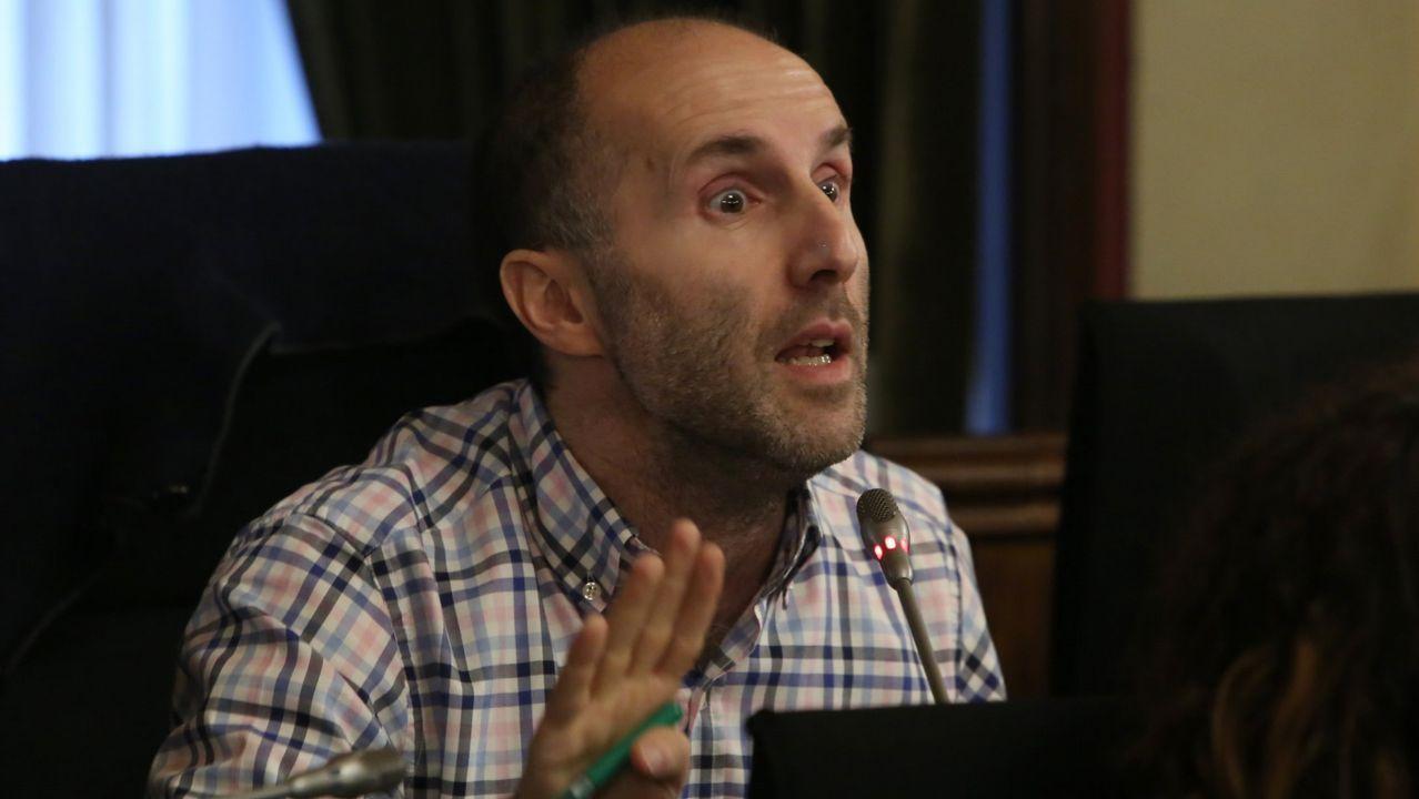 El alcalde de Ourense, reprobado