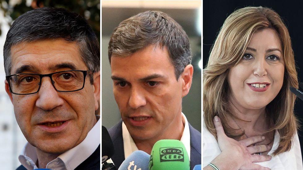 PSOEH.Patxi López, expresidente de la Cámara Baja, estará al frente de la comisión Constitucional, pero no de la de Interior