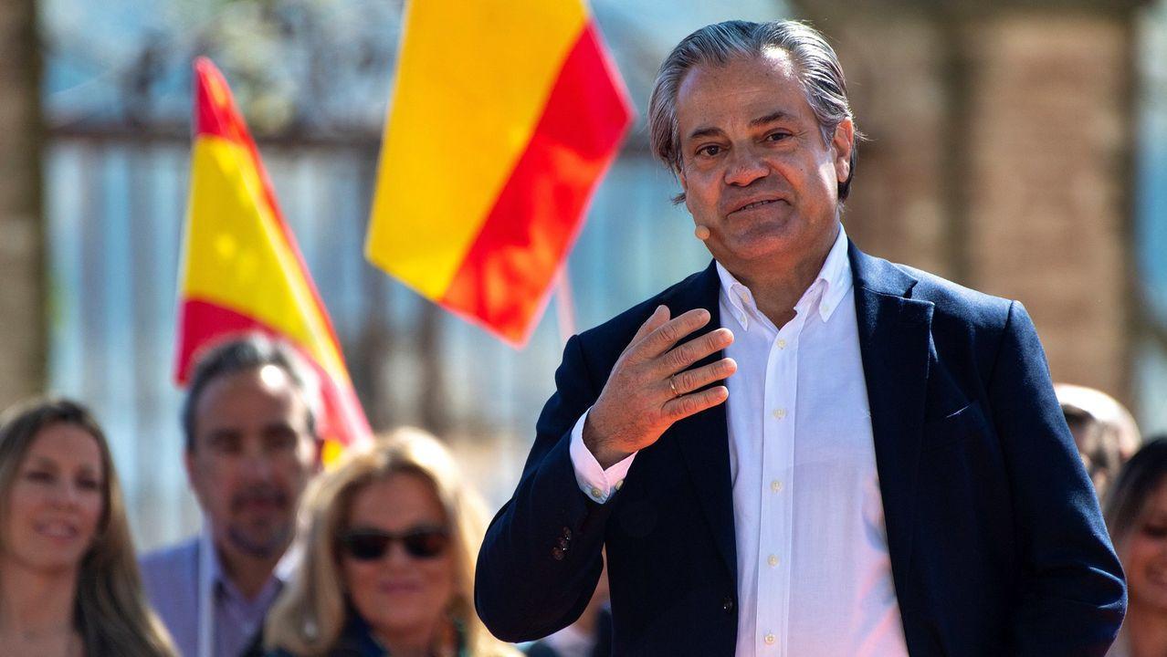 Marcos de Quinto, con 50 millones de euros en caja, es el diputado más rico del Congreso