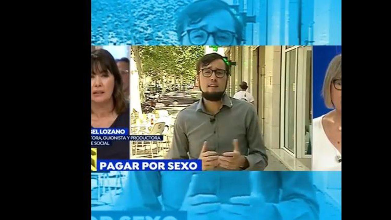 El putero de izquierdas en Espejo Público.Carlos Osoro (derecha) junto a Rouco Varela en un acto celebrado en el 2009.
