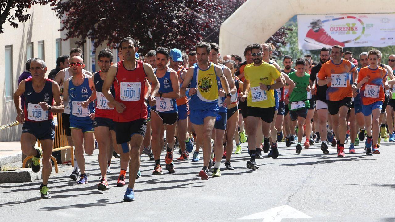 Búscateen el circuito Correndo por Ourense