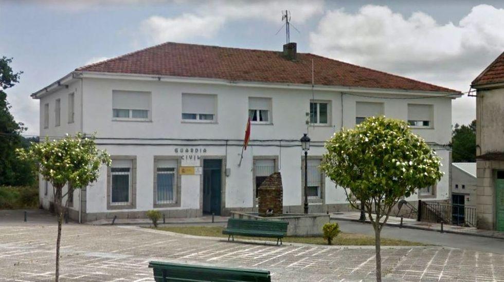 El procesado fue al cuartel de Taboada a denunciar que alguien le había querido atribuir una multa que no era suya