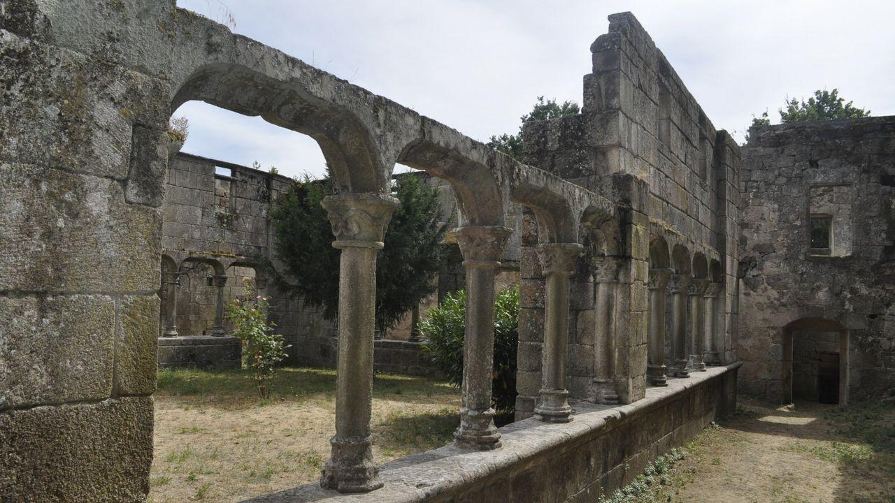 Convento del Bon Xesús de Trandeiras (Xinzo)