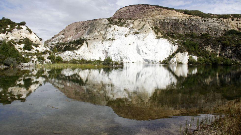 Imagen de archivo de la mina de Penouta