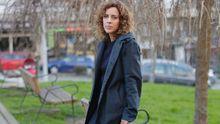 Alexandra Fernández, de volta en Vigo tras votar non aos Presupostos o mércores