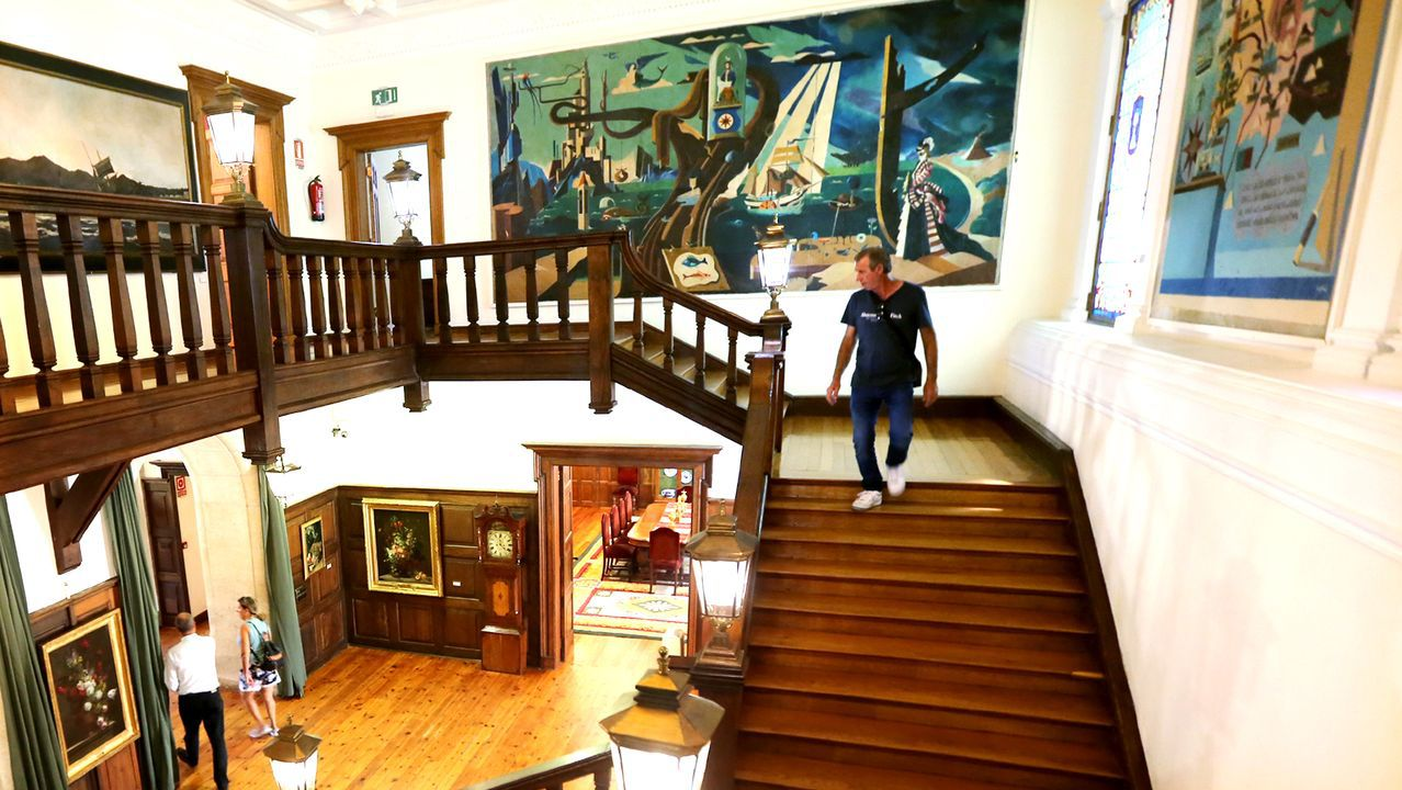 El Museo de Castrelos, desde dentro