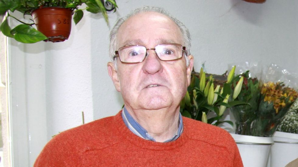 Carlos Terán, en una foto de archivo