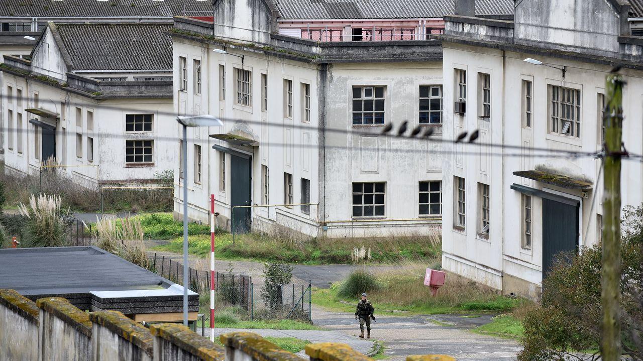 La cesión de la fábrica de armas a la UDC se firmó en A Coruña el pasado martes