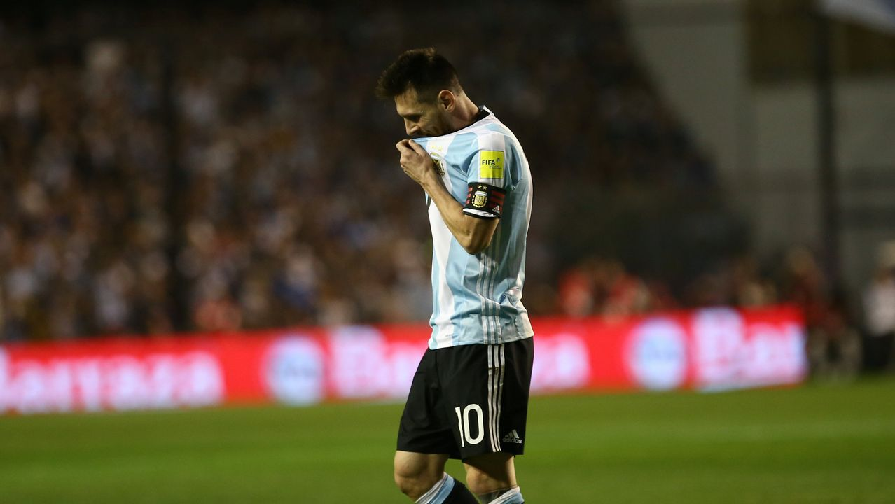 Leo Scaloni junto a Messi y Mascherano en Barcelona
