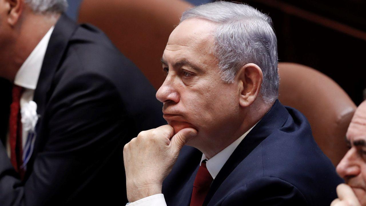 Netanyahu informó este lunes al presidente del país que no contaba con los apoyos para formar Gobierno