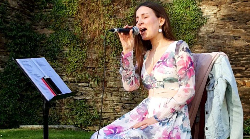 Noelia Geada é unha das artistas participantes