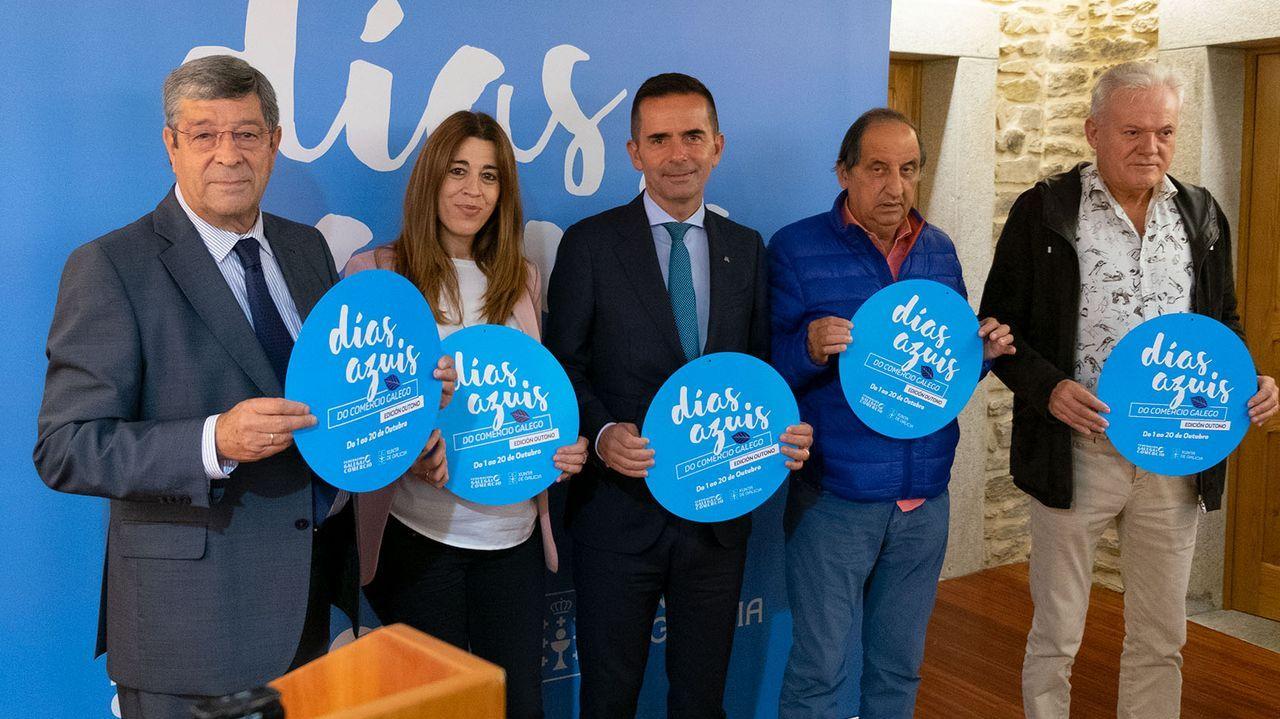 El Lugo que nos estamos perdiendo.José María Seijas, presidente de la Federación Galega de Comercio