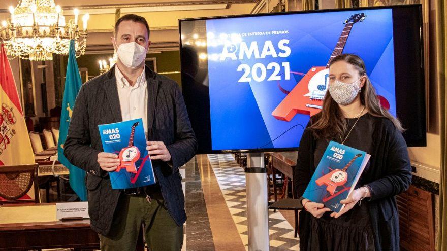 Presentación del nuevo anuario de AMAS