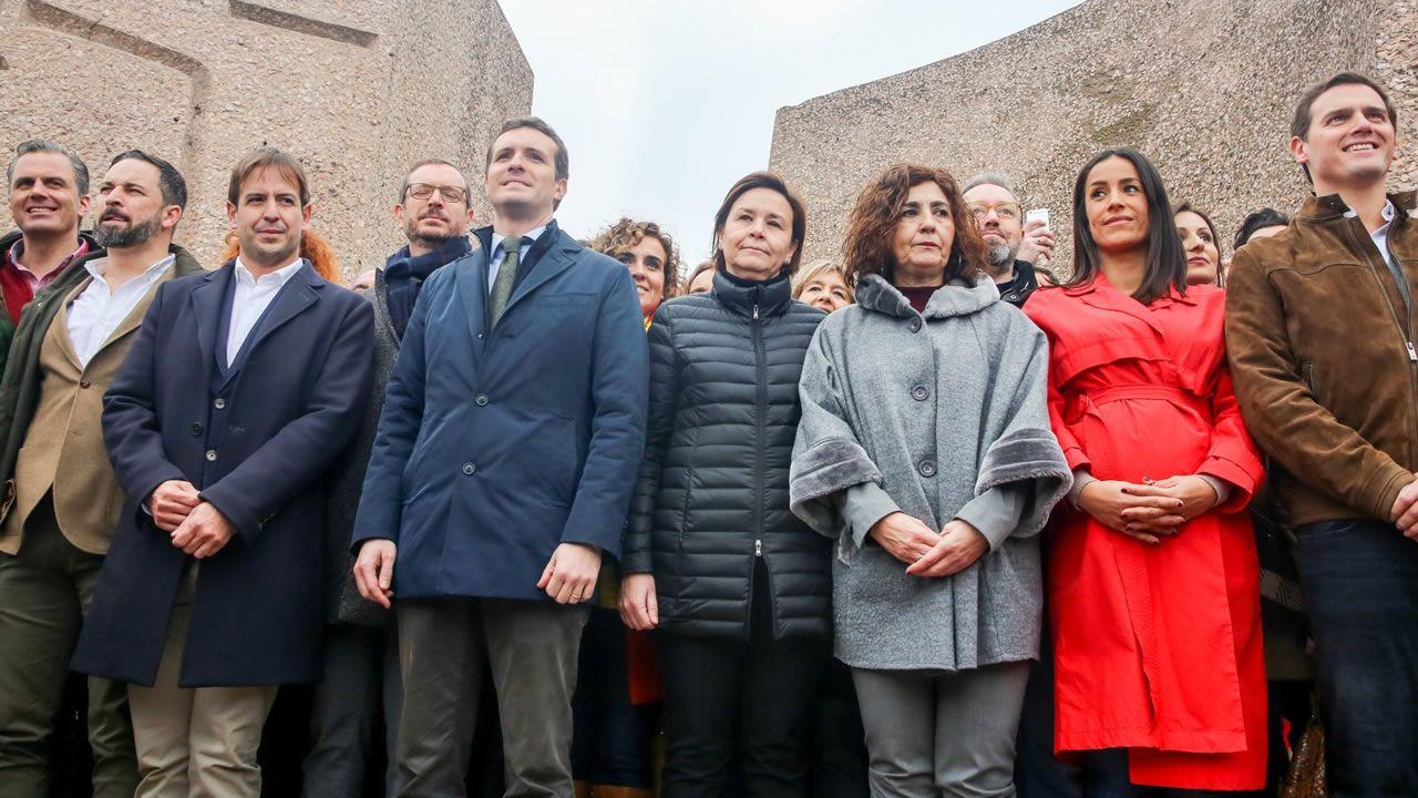 El himno de España se cuela en la ofrenda floral del Govern por la Diada.El secretario general del PP, Teodoro García Egea, dirigirá la campaña de los populares