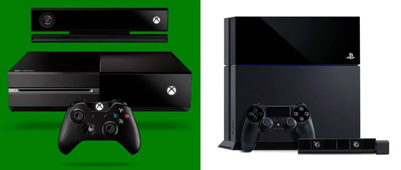 PlayStation VS XBox One