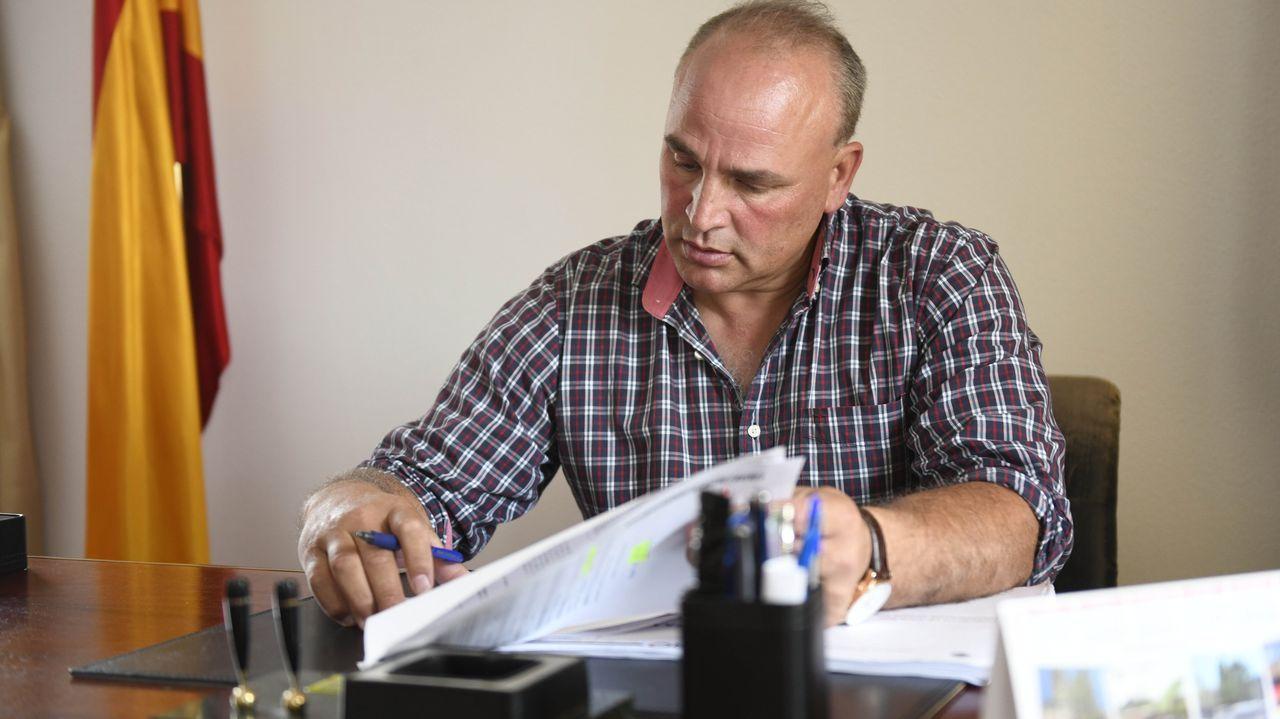 La brecha demográfica crece en Barbanza: ya hay un jubilado por cada trabajador.Juzgados de Vigo