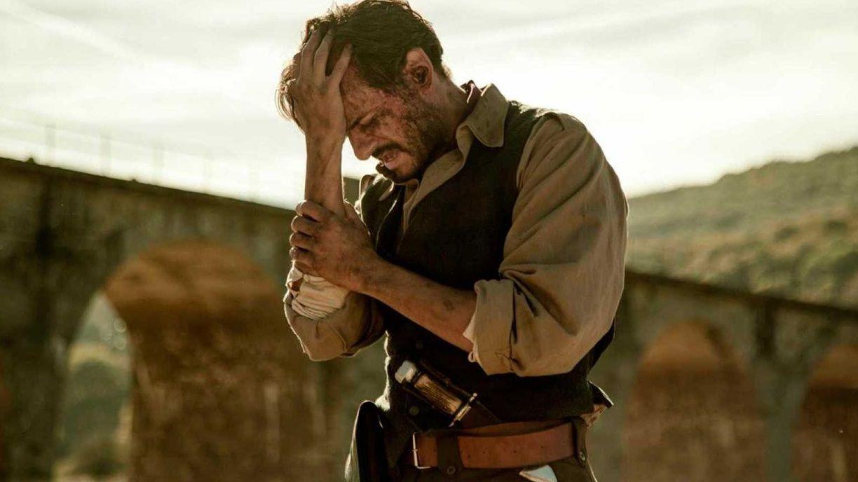 Dani Rovira, en el preestreno de su nuevo film en el Teatro Campoamor.