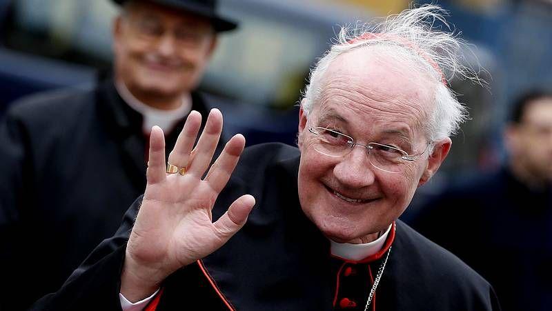 Los nombres que más suenan para ser el nuevo papa.Bramante trasladó a la escalera del Vaticano -hoy es la salida de los museos- el valor del infinito que debe ofrecer la Iglesia.
