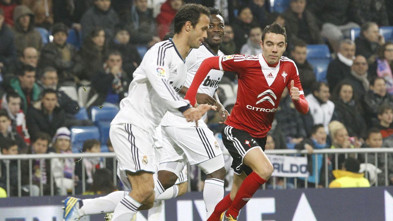 137 - Real Madrid-Celta (4-0) de Copa el 9 de enero del 2013