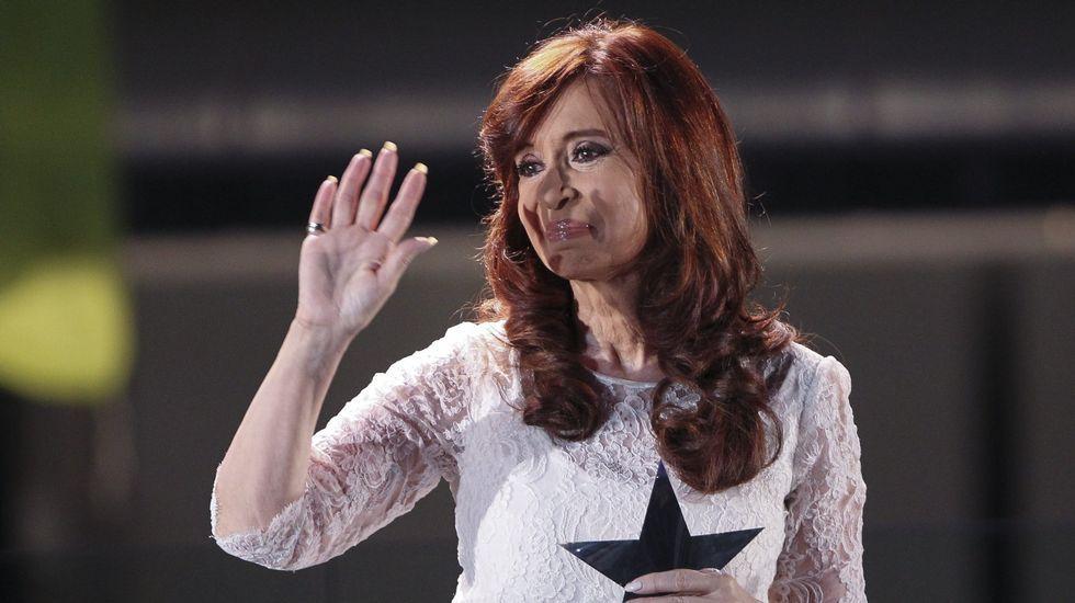 16. Cristina Fernández