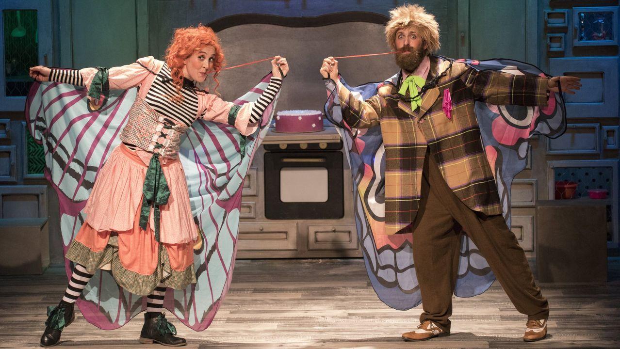 Talía Teatro pondrá en escena «Lambetadas», para público familiar