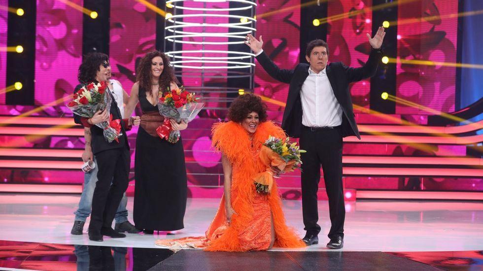 Gran bronca entre Alba Carrillo y Gloria Camila en «Supervivientes 2017»