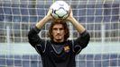 El exfutbolista del Barça, Rustu Reçber, en estado crítico por coronavirus