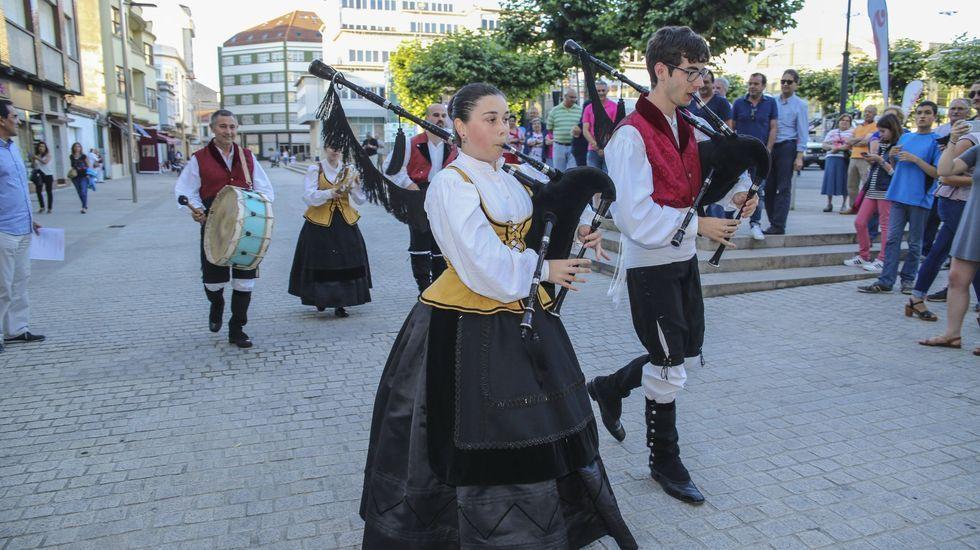 Valdeorras celebra la Feira do Viño