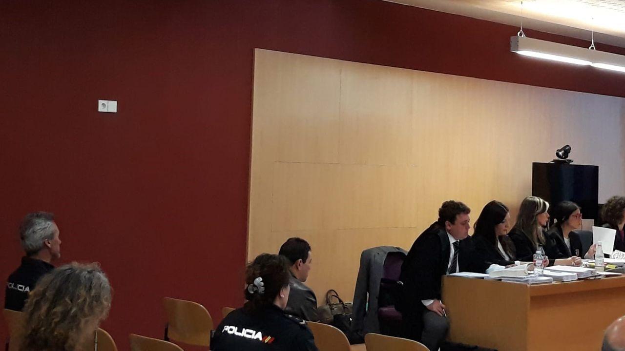 Juicio por la muerte de Silvia Hernández