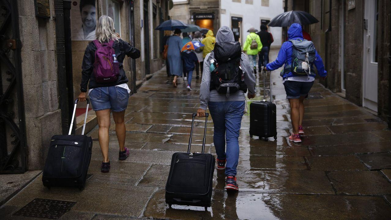 El Concello sostiene que tienen la obligación de habilitar vivienda para que la gente pueda vivir en la ciudad