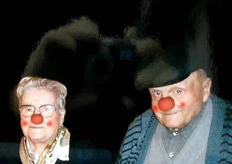 Arranca la 67 edición del Festival de Cannes.Vidal Payo y su esposa en una de las imágenes de la muestra.