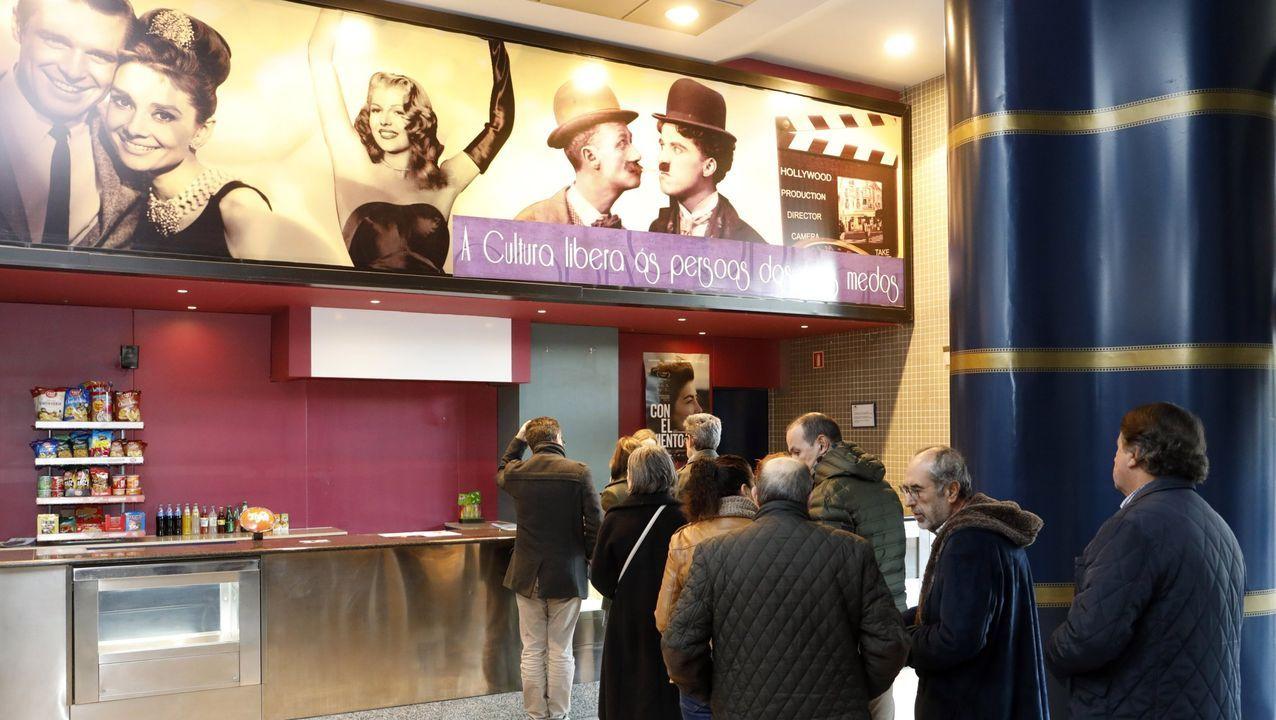 Caldiae Factoría Cultural (Codex Cinema) inaugura una exposición de fotografía