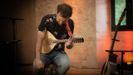 Fernando Barroso en su concierto en A Ponte