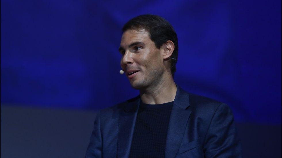 Rafa Nadal: «Tengo la convicción de que este puede ser un gran año».La planta de DuPont en Asturias