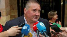 El coordinador general de IU de Asturias, Ramón Argüelles