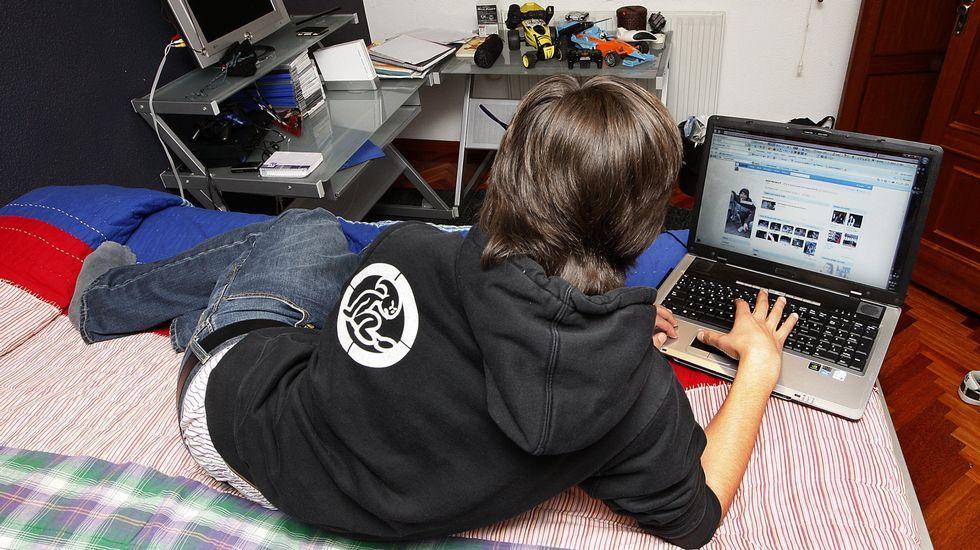 La protección en Internet es uno de los aspectos de la seguridad informática que más afecta a los menores