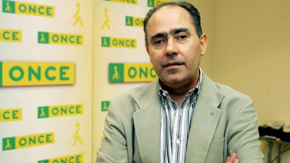 Feijoo y el conselleiro de Facenda, Valeriano Martínez