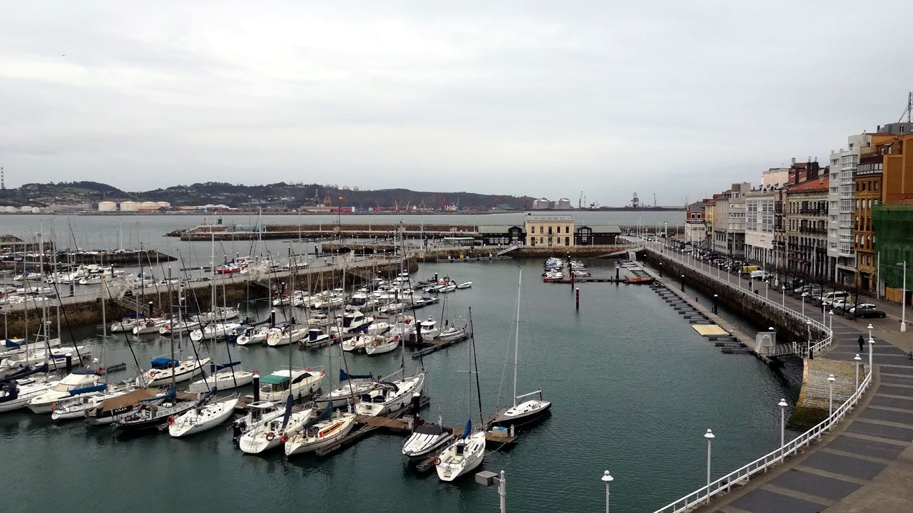 Puerto Deportivo de Gijón