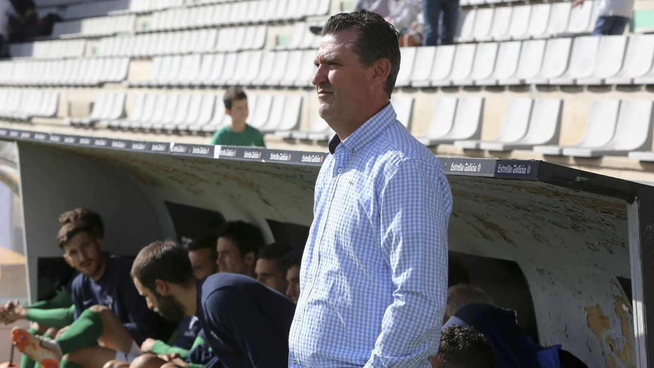Las imágenes de la visita del Sevilla al Racing