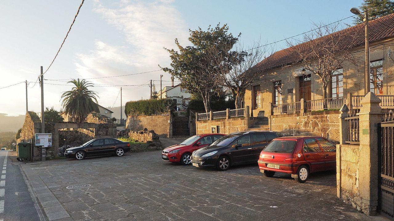 Plaza dedicada a los emigrantes
