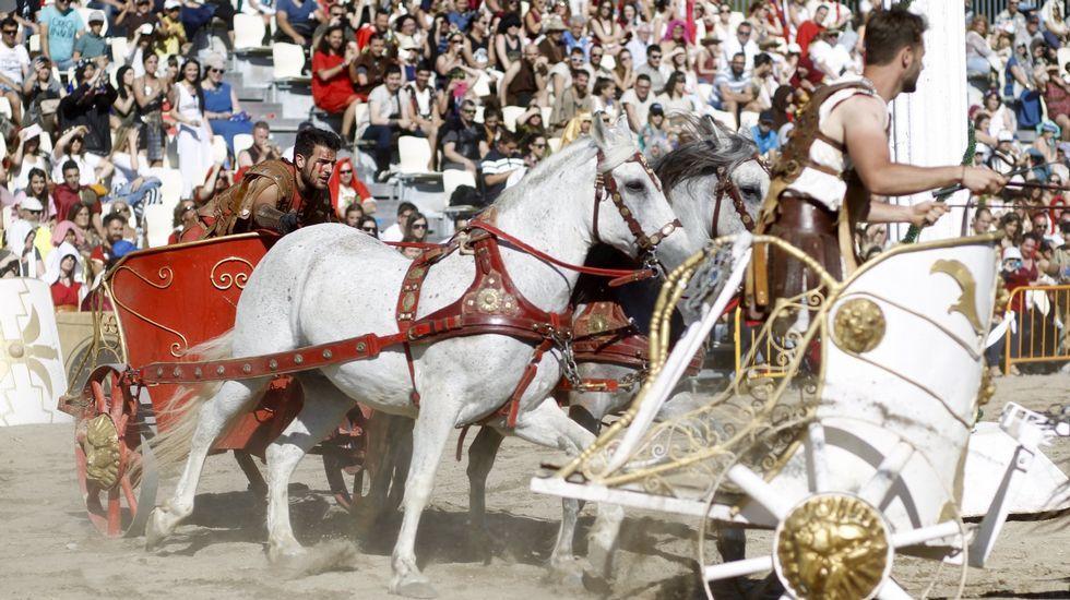Declaran el Arde Lucus Fiesta de Interés Turístico Nacional