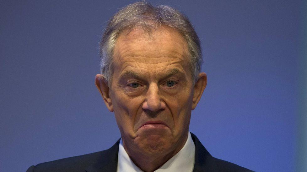 Tony Blair, en una foto del 6 de octubre en Nueva York