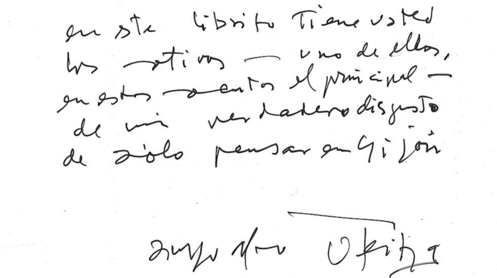 Oteiza en el Evaristo Valle: veinticinco años de espera.Lluvia en Oviedo