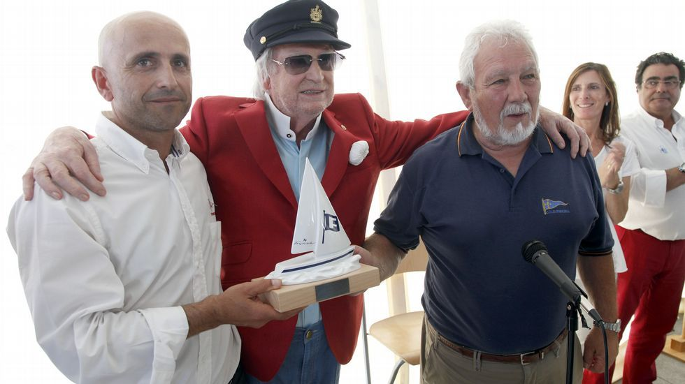 Entrega de premios regata Ramiro Carregal
