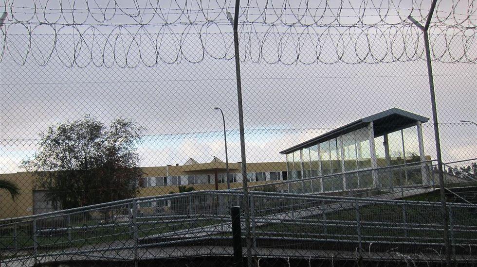 Interrogan a un hombre en el caso del niño desaparecido en Níjar.Centro penitenciario de Asturias