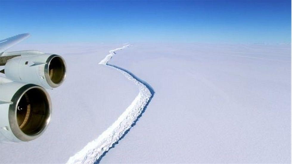 Crónica dun galego na Antártida