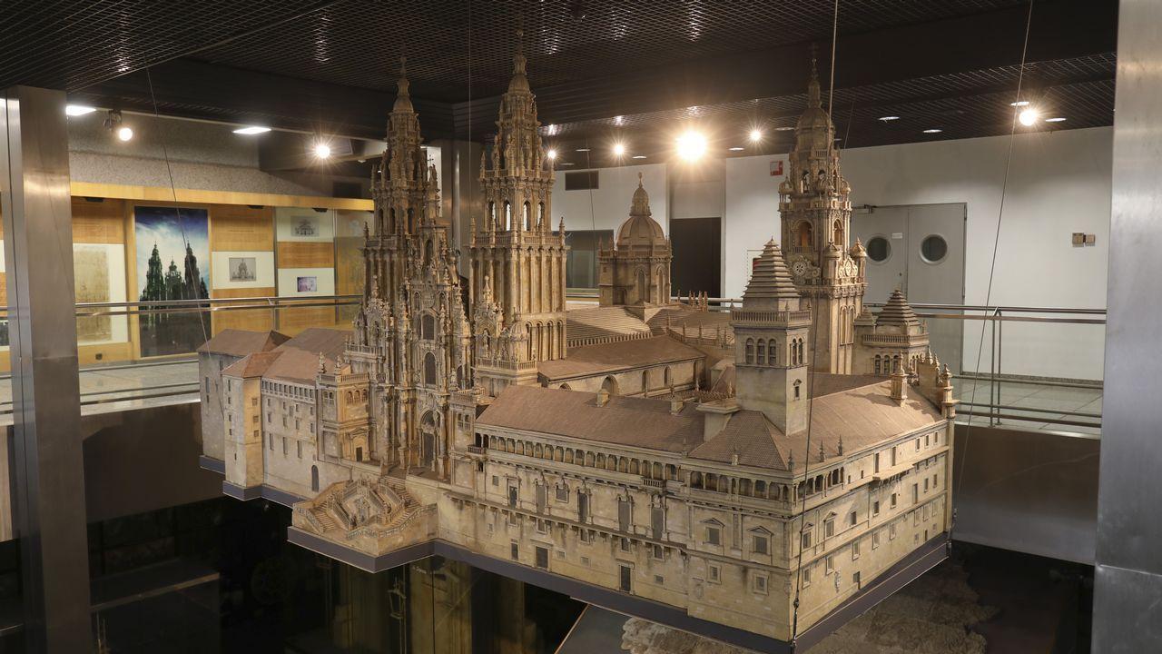 ¿Qué fue de la maqueta de la Catedral de la Expo 92?