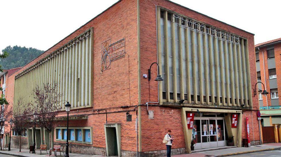 Cine Ayala de Oviedo.Teatro Cine Prendes, de Candas