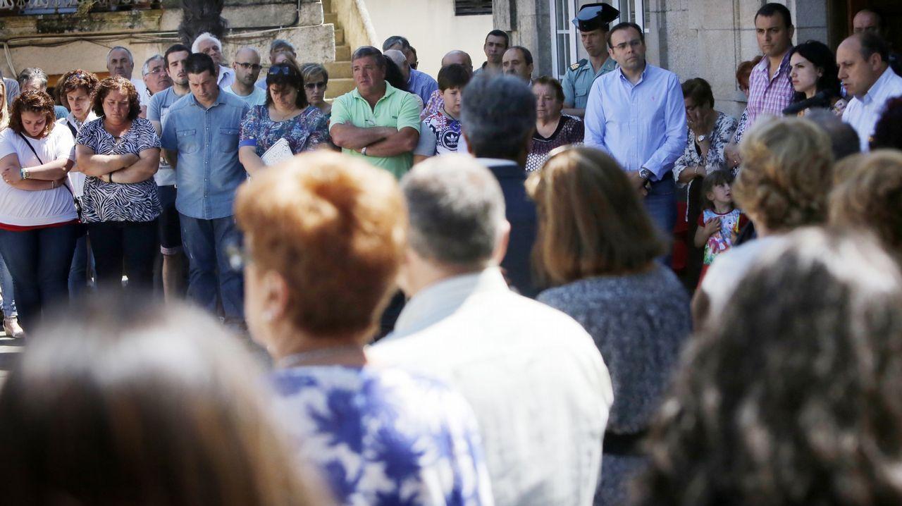 Concentración en recuerdo al doble crimen del 2015
